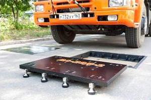Автомобильные переносные весы ВА-40Д