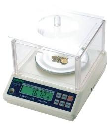 Лабораторные электронные весы (ювелирные весы) серии SCL