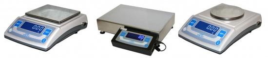 Лабораторные весы серии ВМ