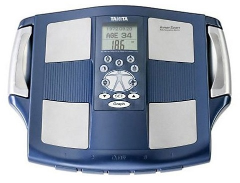 Весы с анализатором состава тела Tanita BC-545