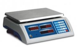 Торговые весы серии ВСП-4Т Люкс